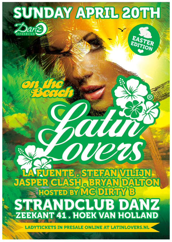 Latin Lovers Easter edition